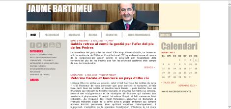 captura web bartumeu